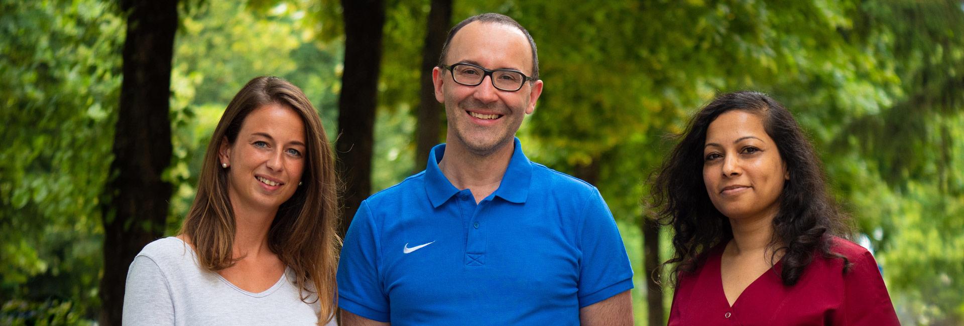 Team von Praxis Dr. med. dent. Florian Beck